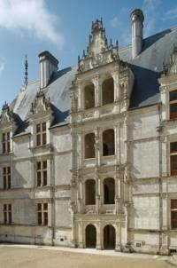 Azay-le-Rideau castle (Loire Valley)